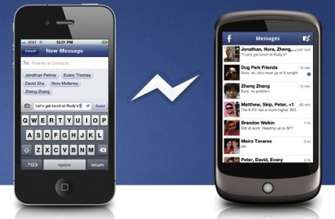 facebook messenger app for iphone united states users