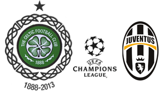 """THE MATCH TO """"DISTRACT"""" US ALL - CELTIC FC VS JUVENTUS"""