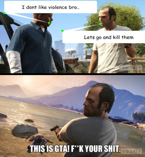 new gta 5 meme