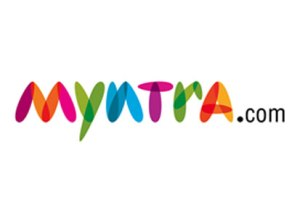 Top 10 online shopping sites - myntra